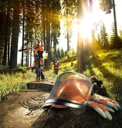 MARCUS PHILIPP SAUER for STIHL