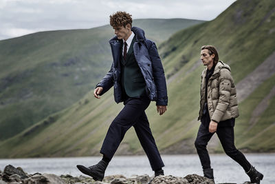 LS PRODUCTIONS FOR MR PORTER