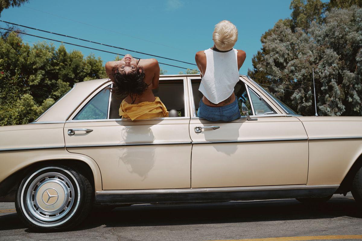 "SEVERIN WENDELER: ""FALL IN LOVE, NOT IN LINE"" Photography & Motion by Anton Watts c/o Severin Wendeler"