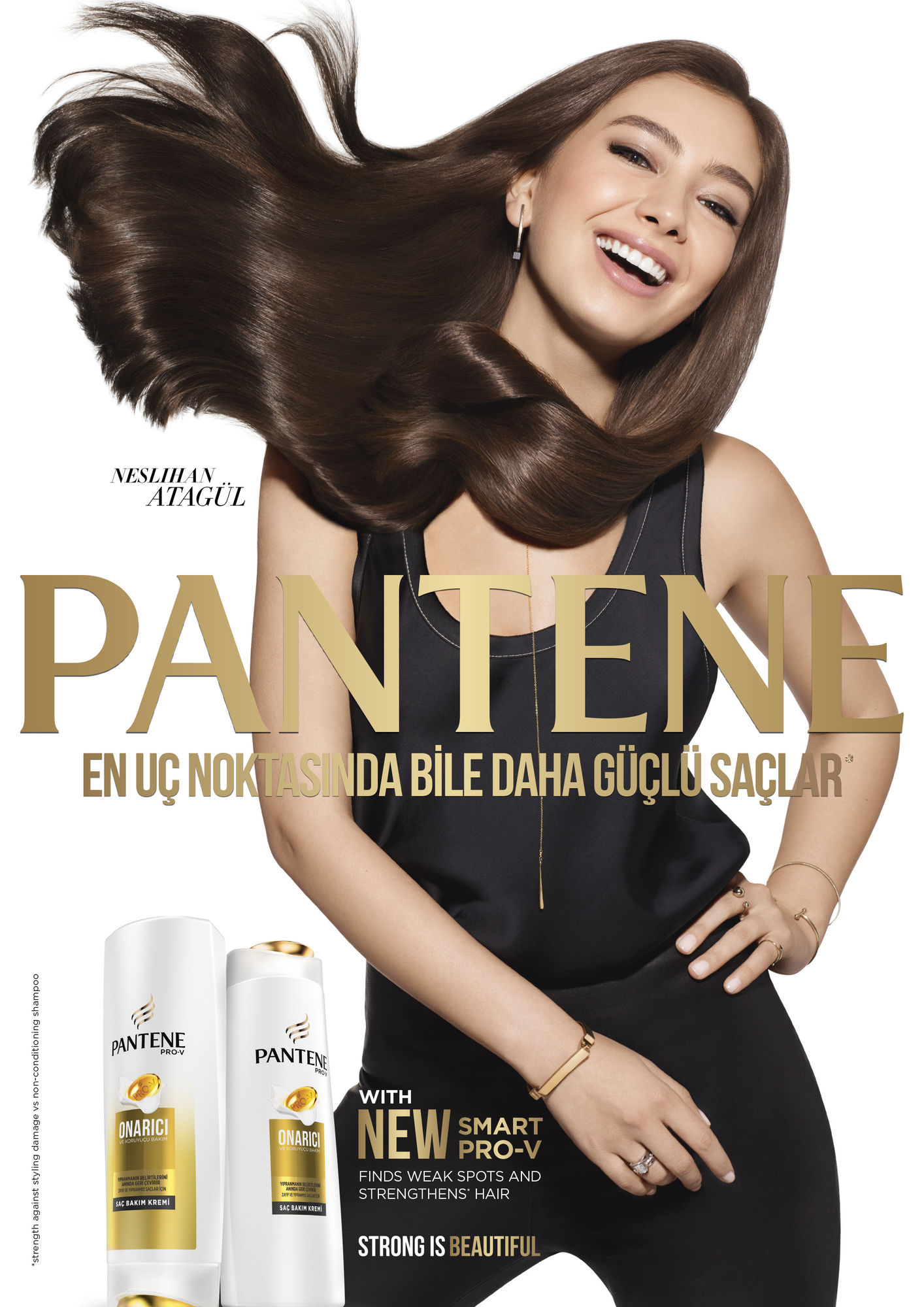 Pantene   European Campaign