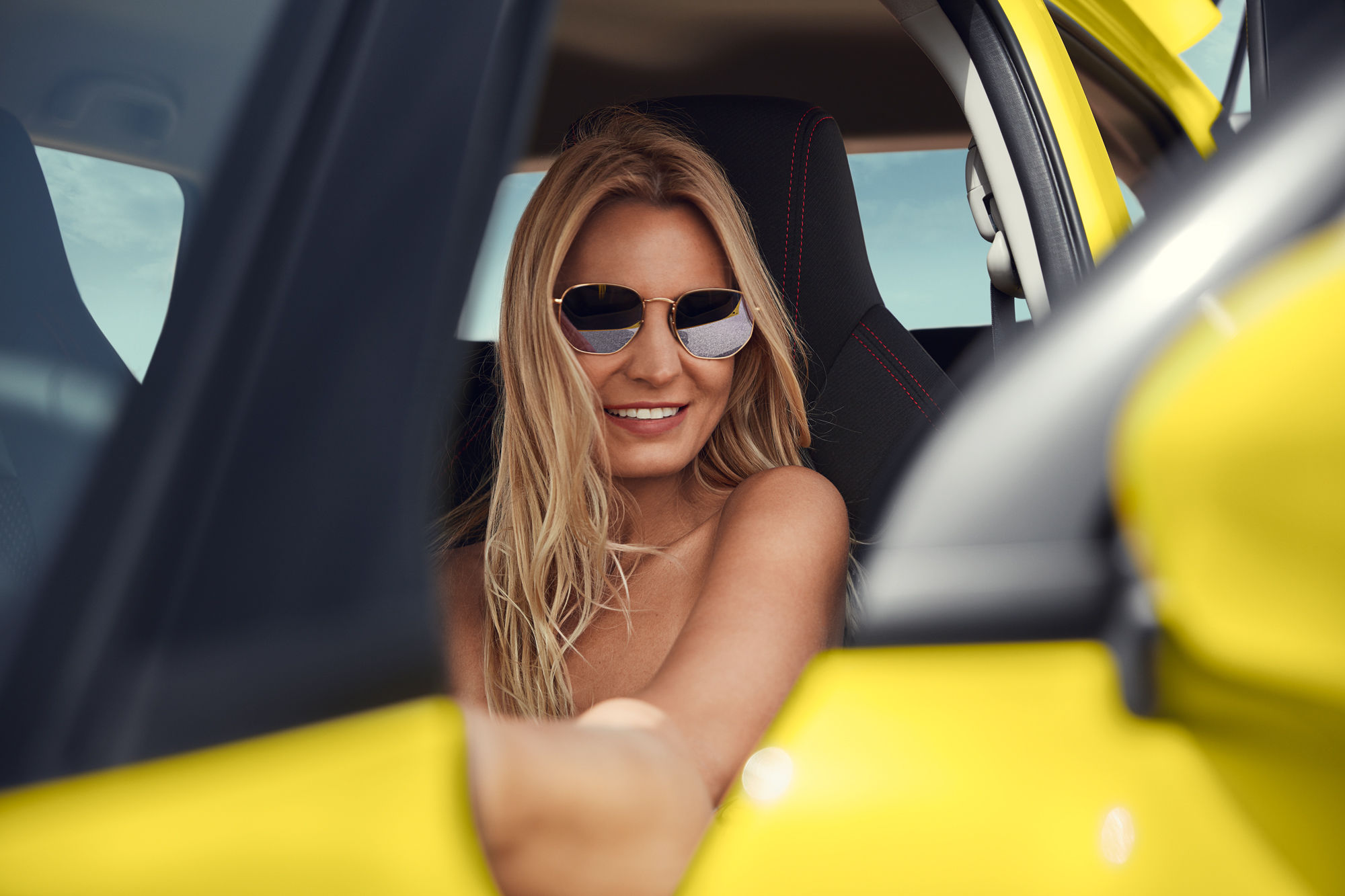 CHRISTA KLUBERT PHOTOGRAPHERS: JOEL MICAH MILLER ON TOUR WITH SUZUKI FOR PLAYBOY