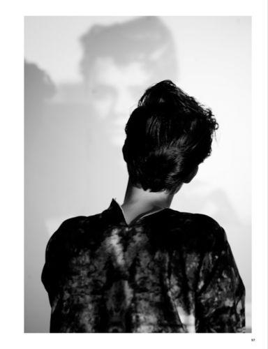 JULIA BLANK PHOTOGRAPHY for PAPERCUT MAGAZINE