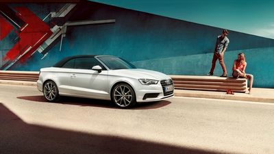 AUDI A3 CABRIO BY HE&ME PHOTOGRAPHERS