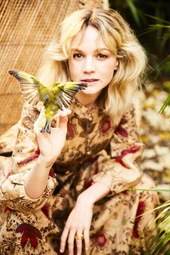 Carey Mulligan for MADAME FIGARO by ESTHER HAASE
