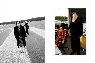 NINA KLEIN, Hair & Make Up: Shirin Kürschner for ADAC by Lottermann and Fuentes