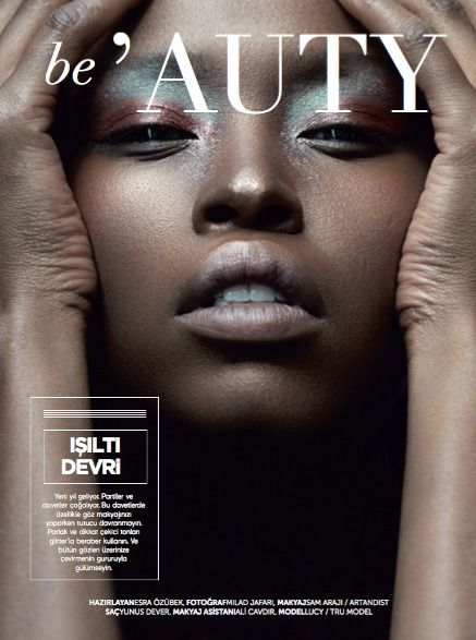 VIVA MODELS : Lucy NELSON LEE for BeStyle Magazine