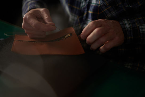 UPFRONT PHOTO & FILM GMBH: Christian Doppelgatz for Artisan Leather