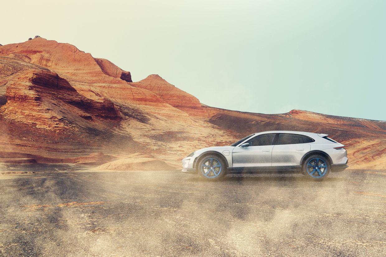 Silkroad - Porsche Taycan Cross Turismo