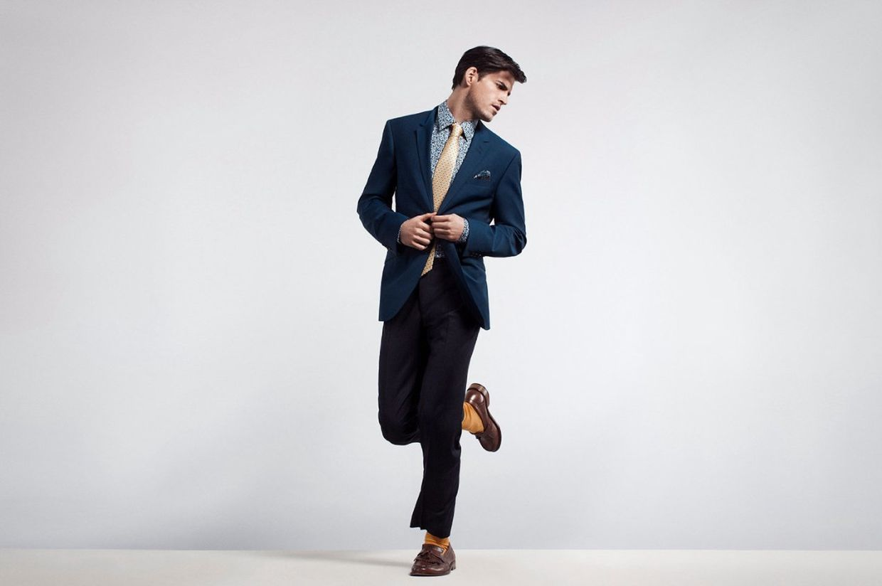 Eric Frideen Has Men Dance For Him And Marks Spencer News Gosee
