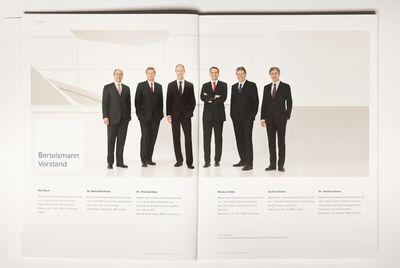 Bertelsmann Annual Report 2012 / Geschäftsbericht 2012