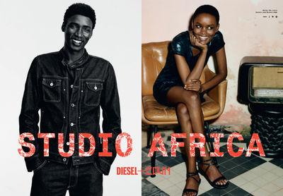 10-4 AFRICA for DIESEL + EDUN