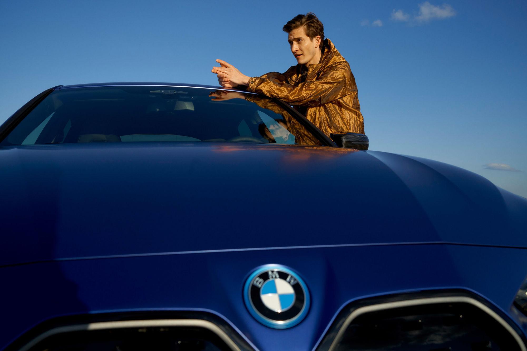 EMEIS DEUBEL: Lars Borges for BMW