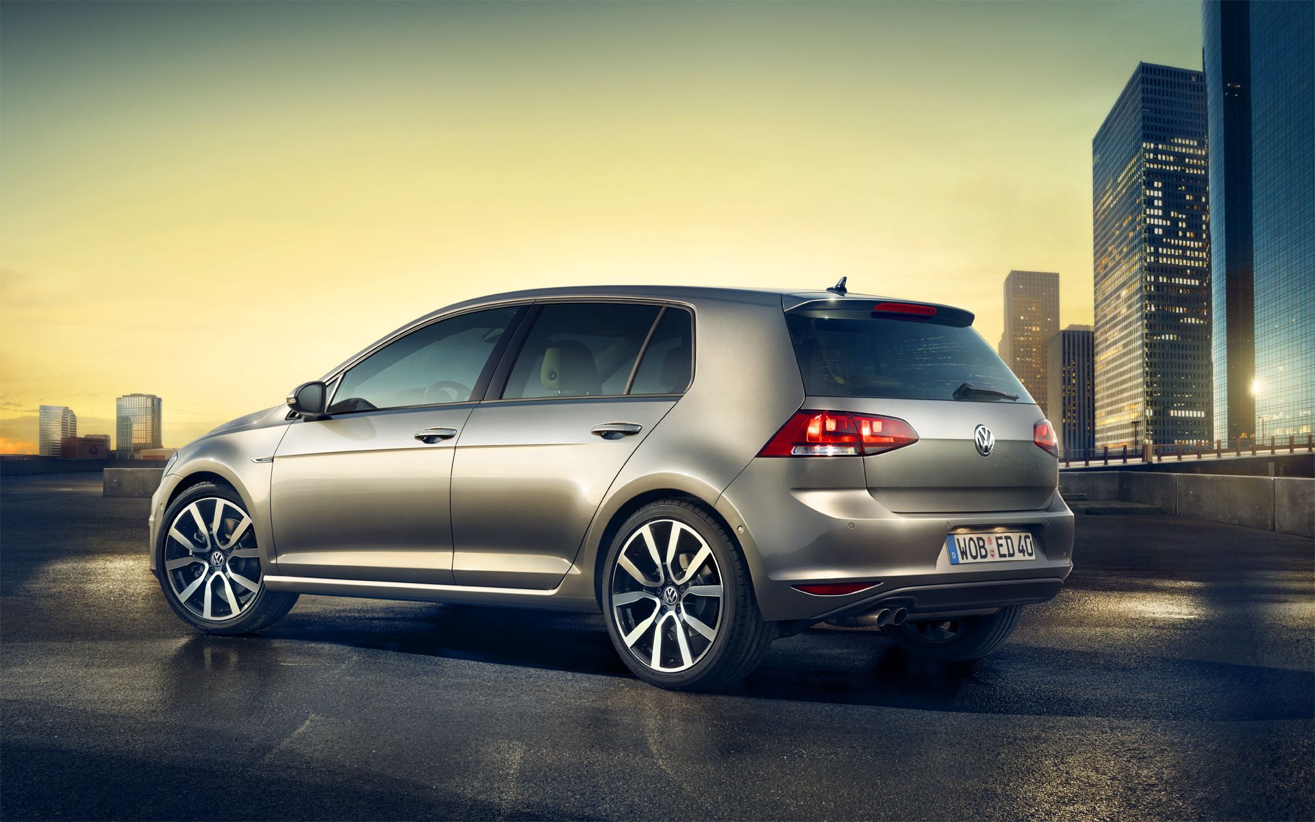 SONDA PRODUCTIONS for VOLKSWAGEN GOLF
