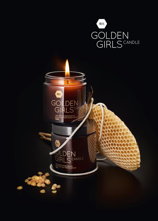Golden Girls Honey - Candle