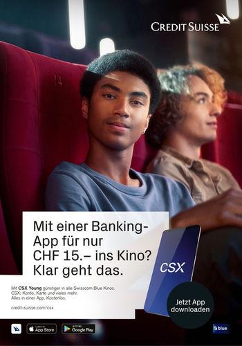 Per Kasch c/o Severin Wendeler for Credit Suisse