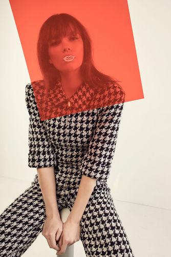 COSMOPOLA | Frauke Fischer - Chanel Advertorial