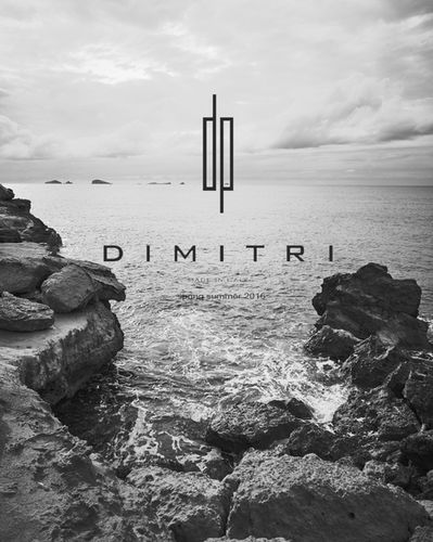 ANDREAS ORTNER for DIMITRI SS 16