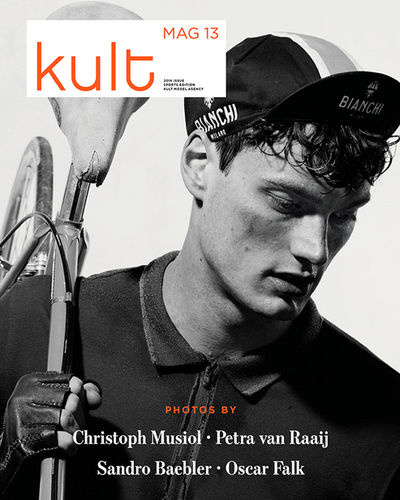 Sophie Kaspar, Juliane Büther for KULT MAG #13