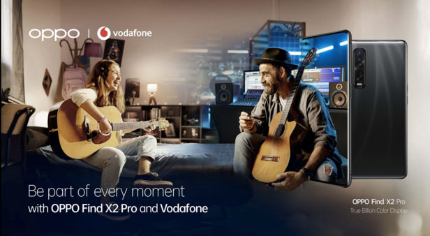 """""""Be part of every moment"""" NEW CAMPAIGN for OPPO / Find X2 Pro"""