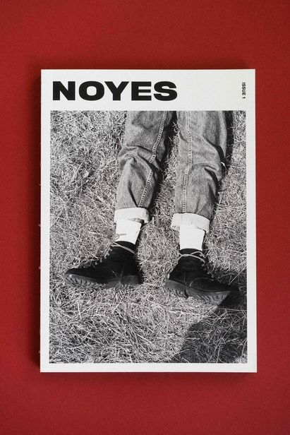 NOYES by MAX THRELFALL
