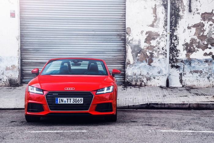 Audi TT Mallorca Editorial