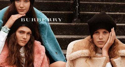 LS PRODUCTIONS | BURBERRY