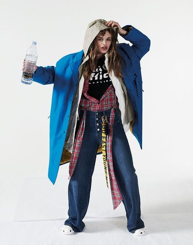 Ella Hope for Vogue Taiwan shot by Naomi Yang