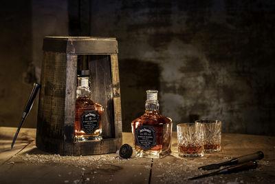 OFFENBLENDE: Tim for Jack Daniel´s Whiskey