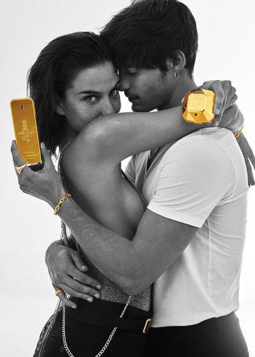 "ROCKENFELLER & GöBELS: PACO RABANNE ""ONE MILLION"" SOCIAL ADVERTISING BY FERNANDO GOMEZ"