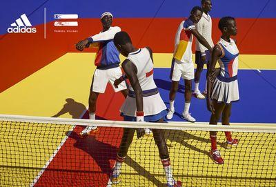 ADIDAS TENNIS BY PHARRELL WILLIAMS
