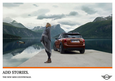 MINI COUNTRYMAN CAMPAIGN