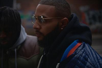 Felix Wittich, Portraits der Rapper Musa und Kofi