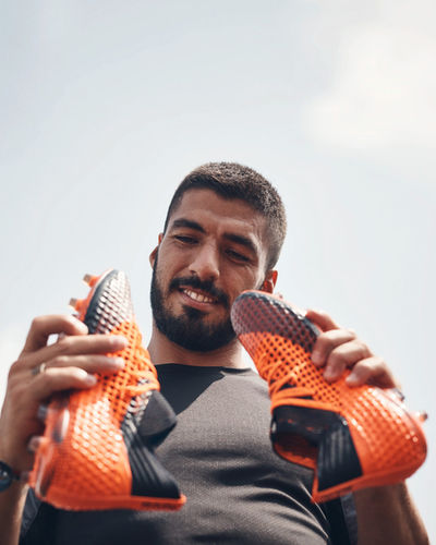 OLLY BURN co MAKING PICTURES shot Luis Suarez for Puma