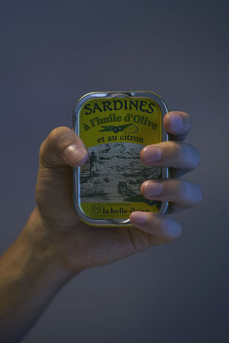 Ruben Riermeier: 50 ways to hold a sardine can