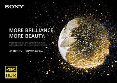 RECOM : SONY 4k-BRAVIA Campaign