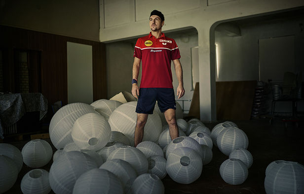 """ROCKENFELLER & GöBELS: FRANK SCHEMMANN FOR """"STIFTUNG DEUTSCHE SPORTHILFE"""" WITH TIMO BOLL AND MANY MORE"""