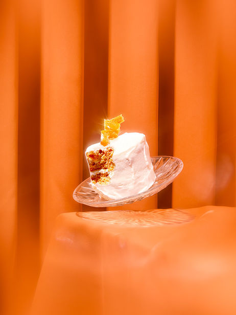 Marie-Therese CRAMER c/o DOUBLE T PHOTOGRAPHERS  for 'BFF Aufschlag XII   Future Perfect / this is not a carrot cake'