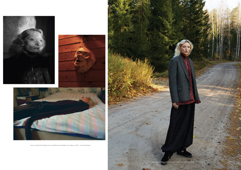 Unpolished Magazine by Jesse Laitinen