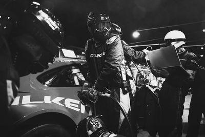 CHRISTA KLUBERT PHOTOGRAPHERS: DAVID MAURER FOR FALKEN 24H RACE