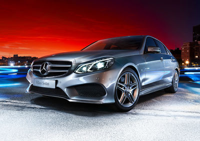 JvM/craft for Mercedes-Benz