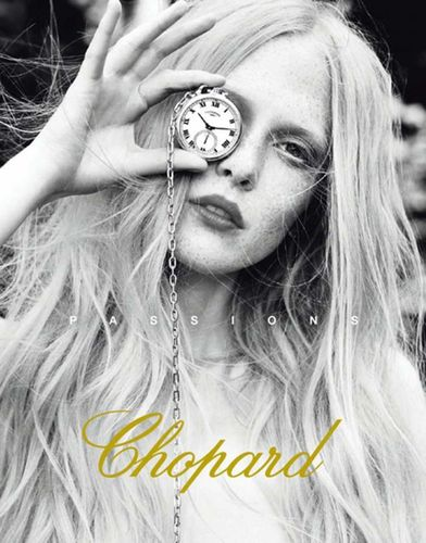 ESTHER HAASE for CHOPARD