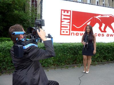 GOSEE : BUNTE YOUNG FACES AWARD 2012