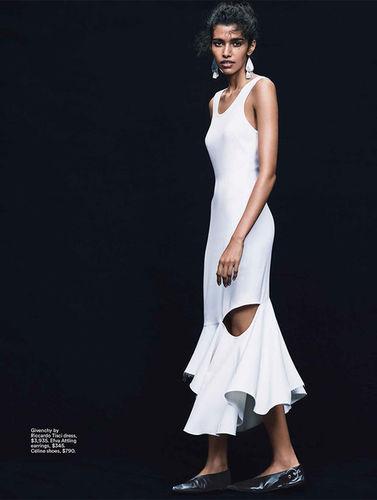 ANIMA CREATIVE: Model Pooja MOR for SIMON Mag