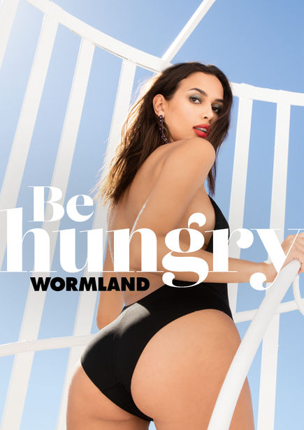 WORMLAND - Be Hungry -  Campaign Magazine s/s 2019