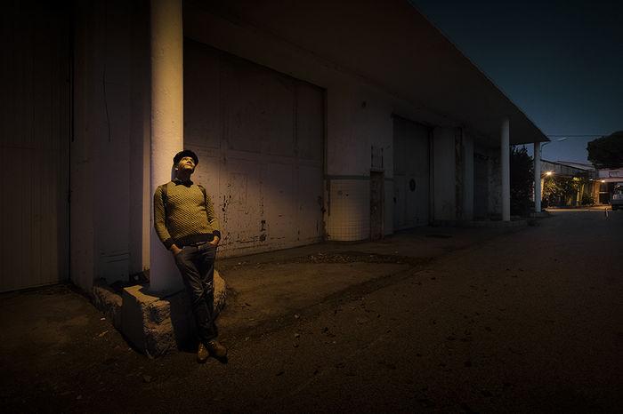 HAUSER FOTOGRAFEN: RUI CAMILO for Francisco Vidal / Portuguese Artist