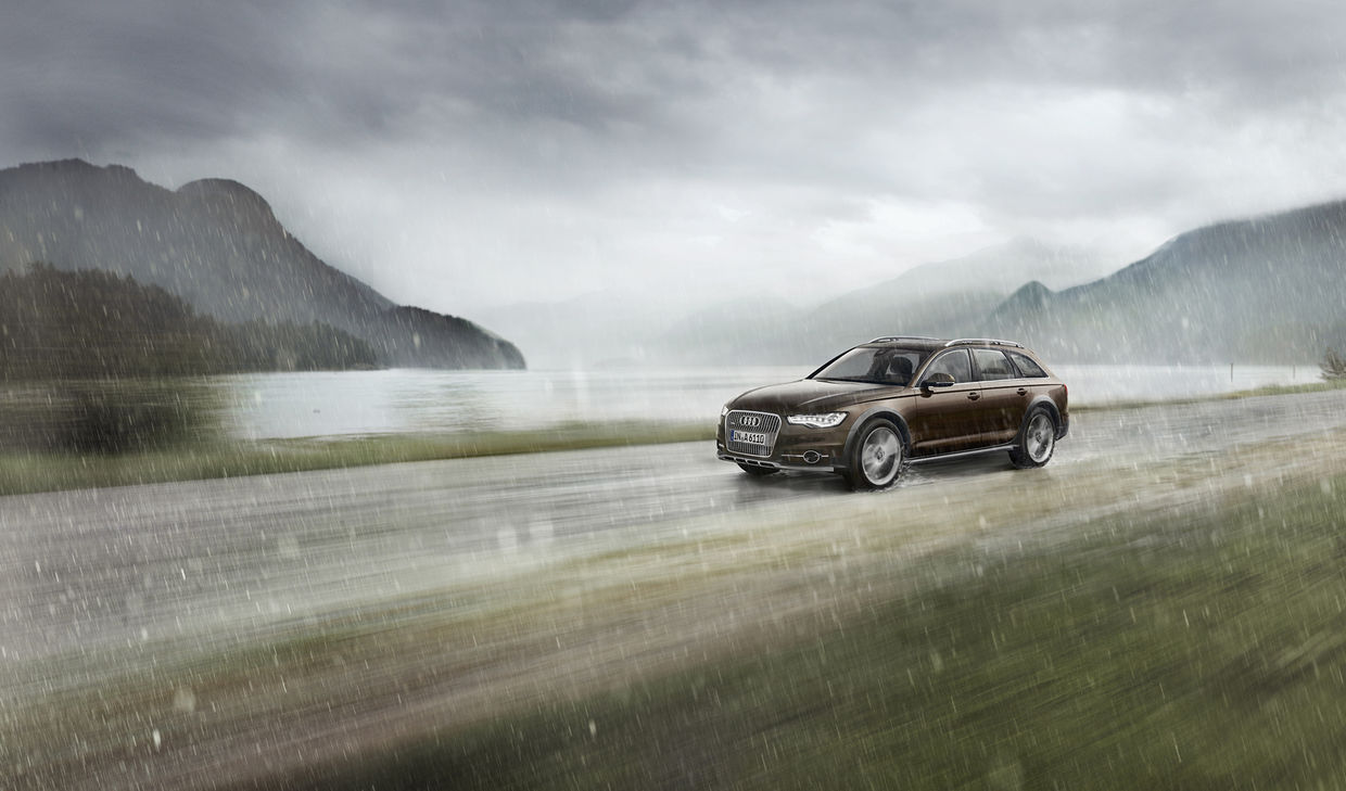 ANKE LUCKMANN for AUDI A6 CATALOG