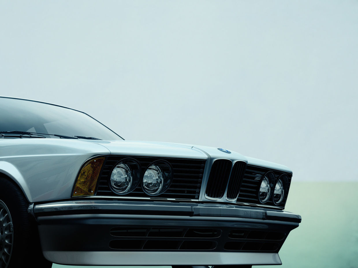 "SEVERIN WENDELER: TRANSPORTATION SPECIAL ""BMW Serie 6 E24"" Photography & CGI Project by Sebastien Staub c/o Severin Wendeler"