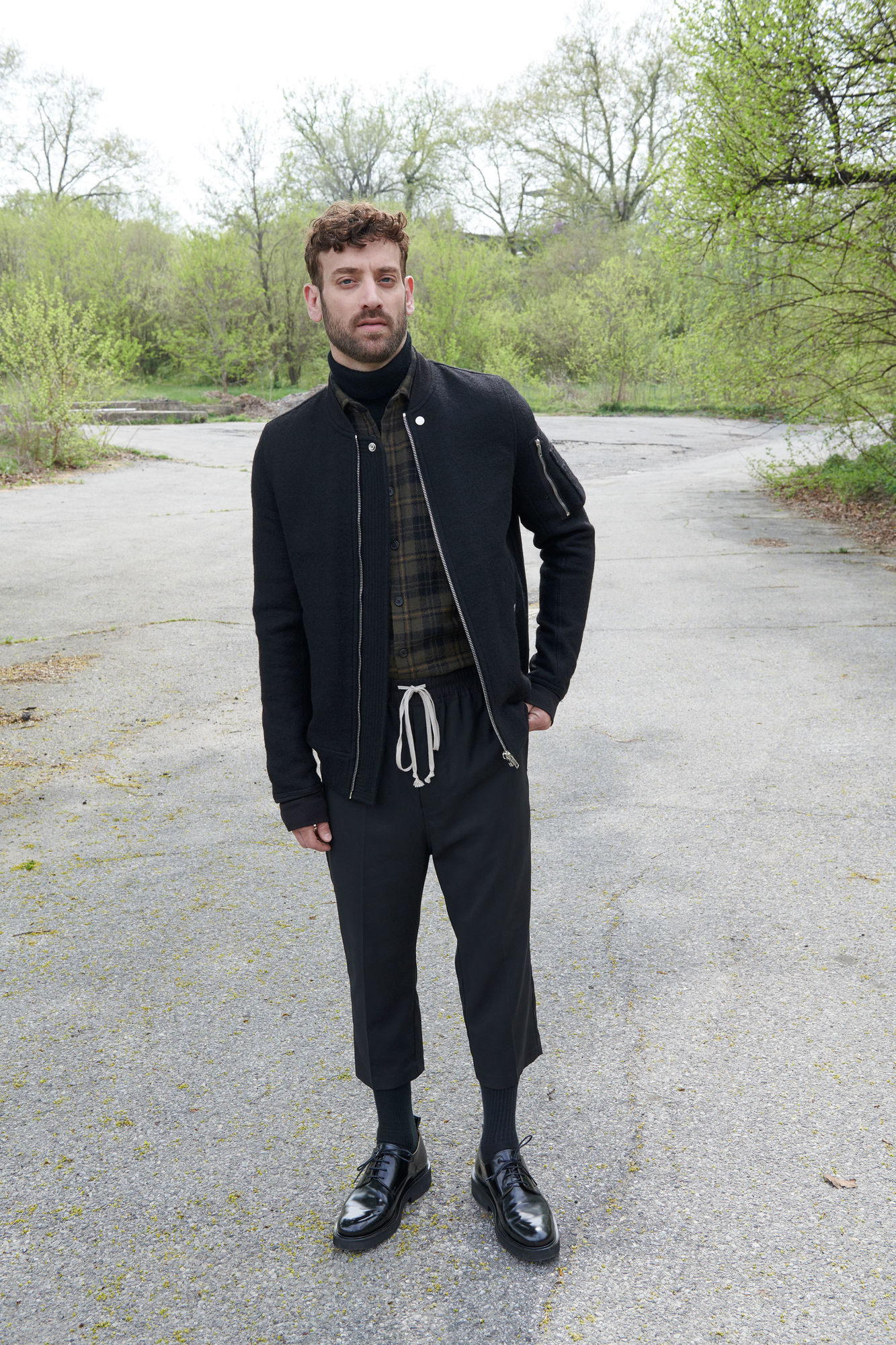 Nordstrom Fall 2018 Men's Campaign by Peter Sutherland c/o GIANT ARTISTS