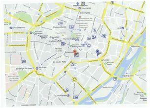 GOSEE KIEZ : Map 1
