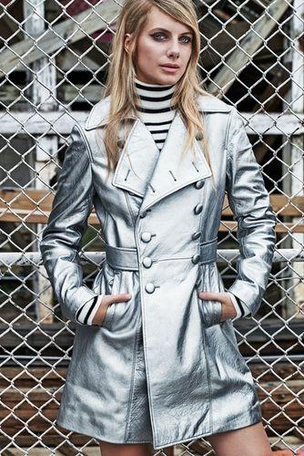 HUNTER & GATTI : Mélanie Laurent for THE EDIT